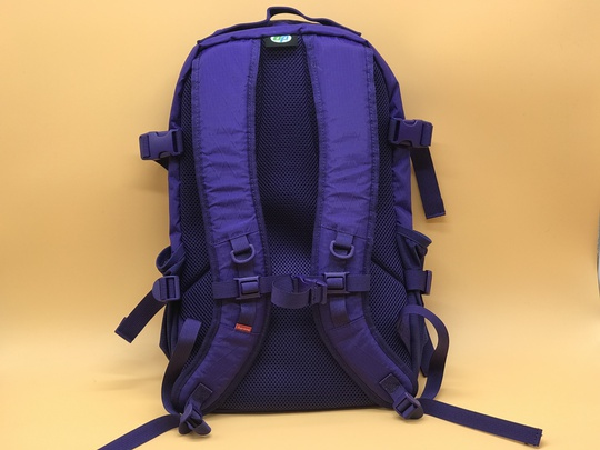 Supreme Backpack FW18 - Purple - Brand New