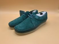 Supreme x Clarks Originals Weaver - Green - Brand New