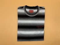 Supreme Gradient Striped S/S Top - Brand New