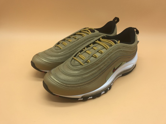 Nike Air Max 97 Metallic Gold OG - VNDS