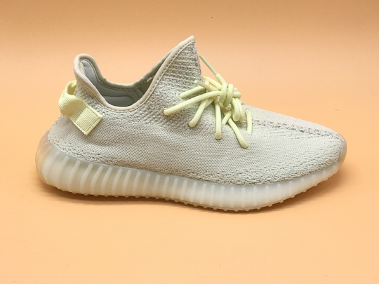 Adidas Yeezy Boost 350 Butter Sneakers - Brand New