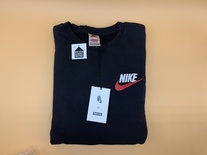 Supreme X Nike Crewneck Black - Brand New