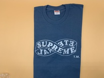 Supreme Eternal Tee Shirt - Slate - Brand New
